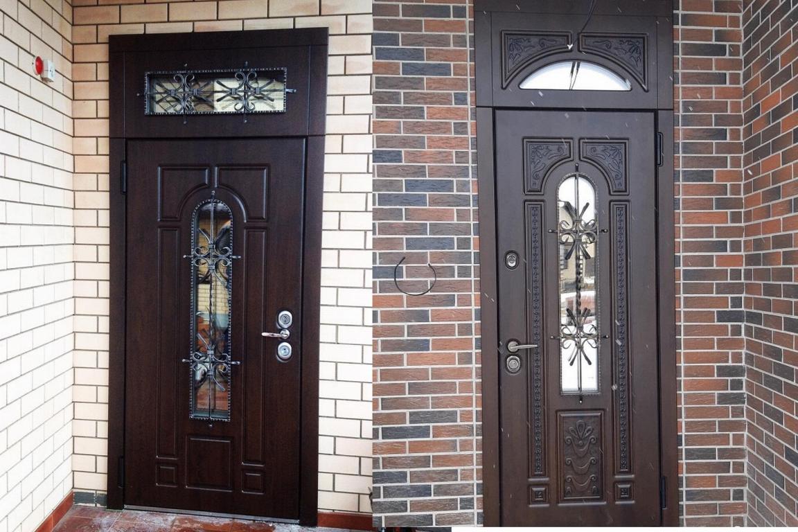 Двери с верхними фрамугами