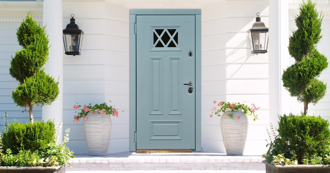 Двери любого цвета