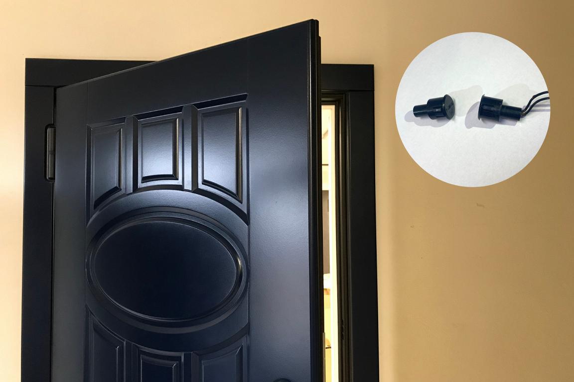 Геркон – скрытый датчик сигнализации