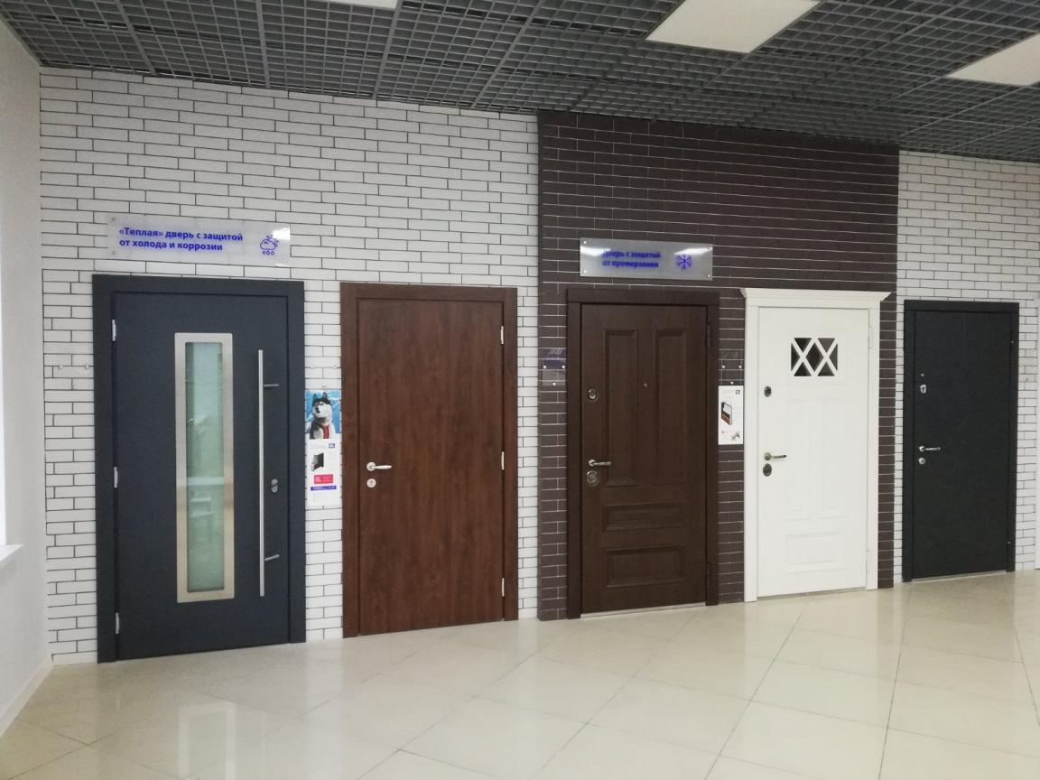 В Гродно по ул. Мостовая, 39 открылся фирменный салон «Стальная линия»