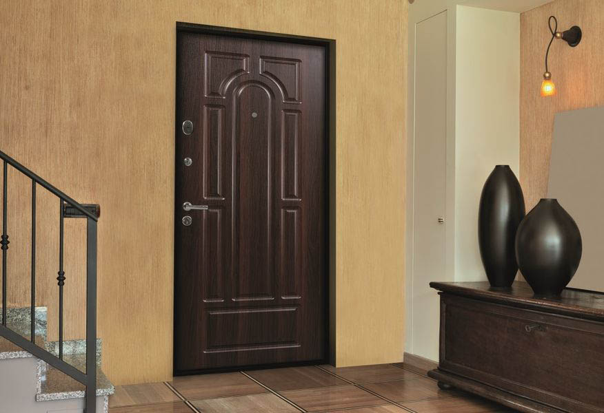 Виды дверей в квартиру 2