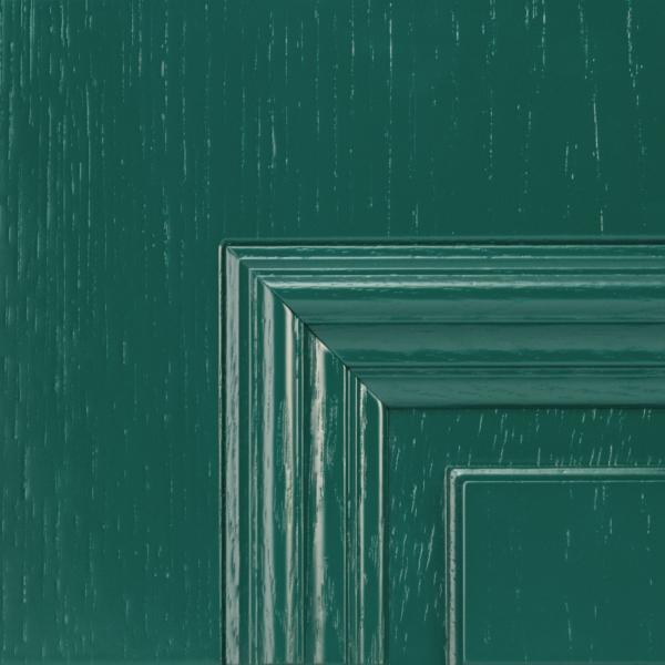 Натуральный зеленый