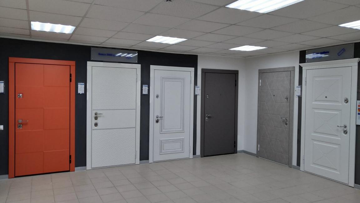 Входные двери в Витебске