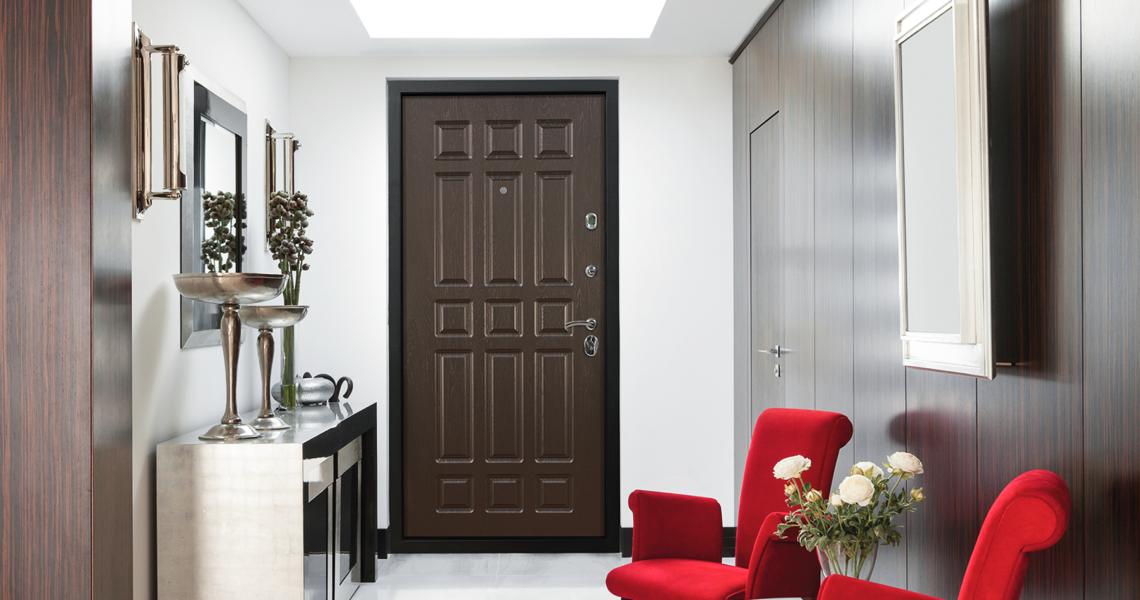 Двери в квартиру с повышенной защитой