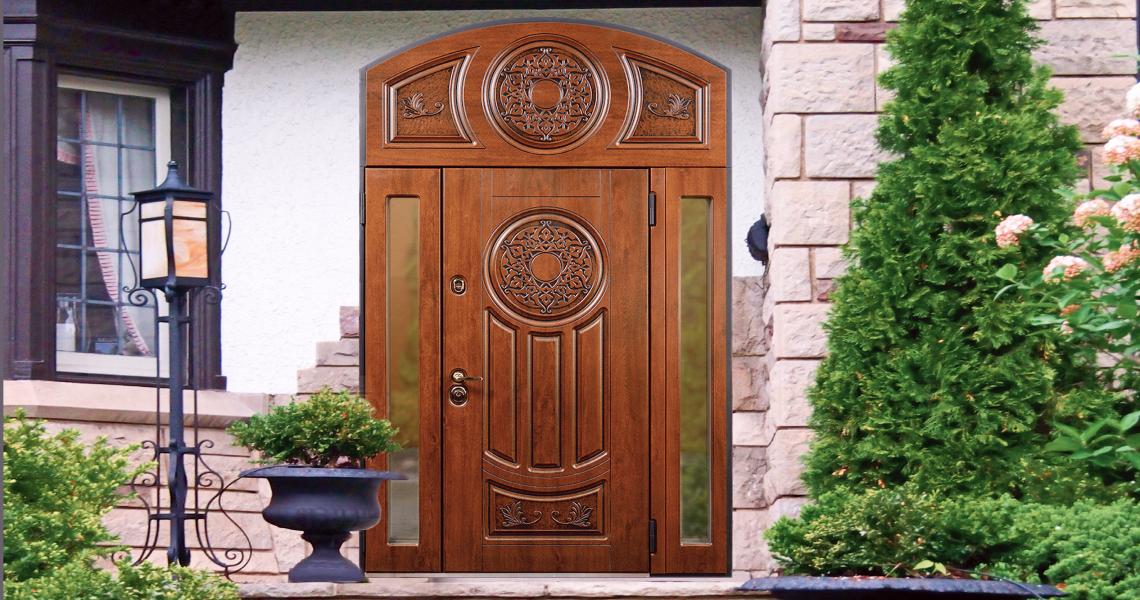 Двери любого дизайна