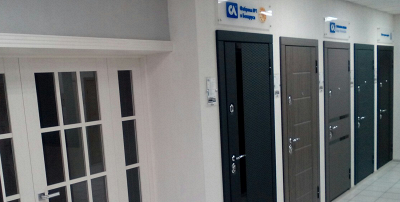 Скидки до 20% на двери в Мозыре