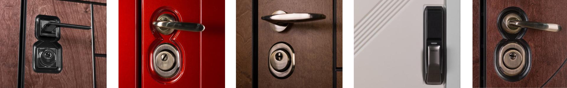 Как выбрать фурнитуру для входной двери?