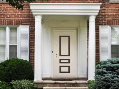 Багеты: двери в классическом стиле