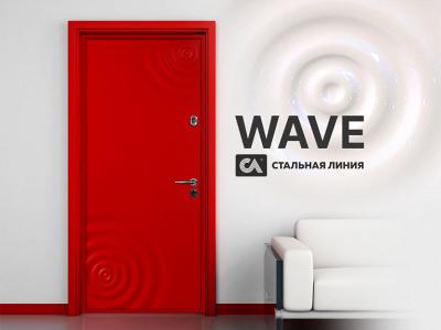Новая коллекция дверей Wave