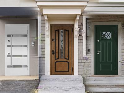 Двери с окном для Вашего дома