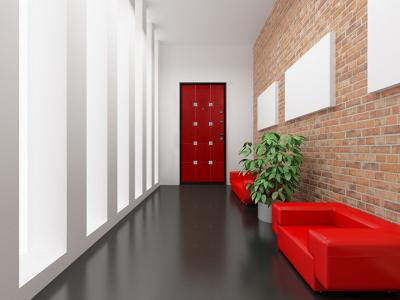 Входные двери по индивидуальному проекту