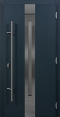 Ультрасовременный дизайн с ручкой рейлинг - снаружи