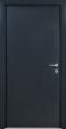 Дверное полотно из оцинкованной стали - внутри