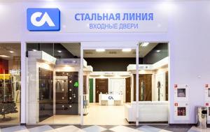 Фирменный салон «Стальная линия» = ТК «Орион», ул. Федюнинского, 43