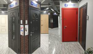 Фирменный салон «Стальная линия» = МЦ «Roomer», ул. Ленинская Слобода, 26, подиум 130, 1 этаж